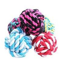 East Majik Set of 6, Cute Dog Toys Dog Rope Chew Toys