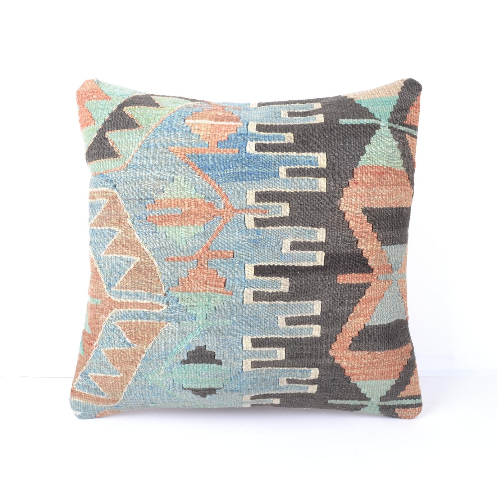 contemporary carpet,pillow cover throw,pastel blue pillow,balack bulue pillow - Pillows
