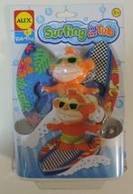 Alex Toys Rub a Dub Surfing in the Tub squirter Monkey w/ foam surf boar... - $10.00