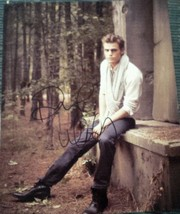 Paul Wesley Hand Signed Autograph 8x10 Photo COA Vampire Diaries - $49.99