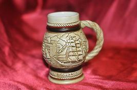 Vintage 1982 Handcrafted Ceramarte AVON German Beer Stein Mug Collectibl... - $17.74