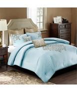 Madison Park Signature Lexington 8 piece Comforter Set - Blue - $189.99+