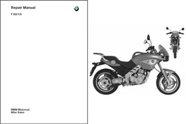 2001-2005 BMW F650CS Scarver Service Repair Shop Manual CD - F 650 CS F650 - $12.00
