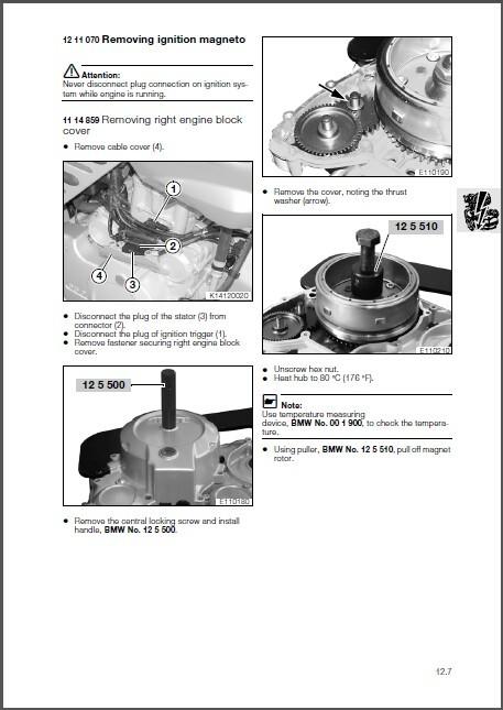2001-2005 BMW F650CS Scarver Service Repair Shop Manual CD - F 650 CS F650