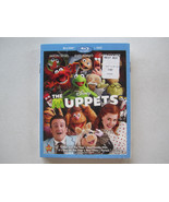 THE MUPPETS BLU-RAY (No DVD) Jason Segel - Amy Adams - $6.46