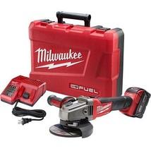 """M18 FUEL™ 4-1/2"""" / 5"""" Grinder, Slide Switch Lock-On Kit milwaukee 2781-21 - $376.15"""