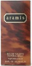 Aramis  Eau De Toilette Natural Spray For Men, 2.0 FL OZ (Pack of 1 )  - $28.00