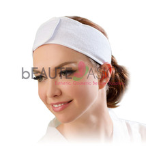 6 pcs Terry Spa Headband 80% Cotton Facial Headbands  - #AH1005x6 - $17.99