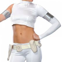 Padme Costume Adult Star Wars Queen Amidala Deluxe Costume image 2