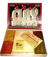 Antique 1945 Clay Set Kit Reginald S. Leister Complete UNUSED  - $59.99