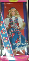 Barbie Doll Norwegian Barbie ( Dolls of the World Collection) - $49.95