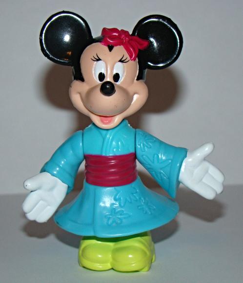 McDonald's - Walt Disney World Epcot Center - Minnie In Japan (1993) - $12.00