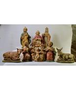 """#0316 Fontanini 4"""" Italy Nativity 8 piece Starter set - Italy Nativity - $95.00"""