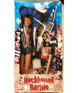 #0098 Rockhound Barbie  -- Hand-Made for Rockhounds - $50.00