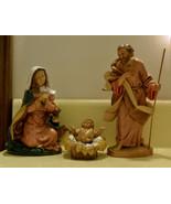 """#0311 Fontanini 12"""" Holy Family - Italy Nativity  - $375.00"""
