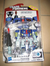 New Transformers Generations Deluxe Class Tankor Vehicon Beast Wars BW - $16.95