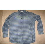 Tommy Hilfiger Button Down Long Sleeve Casual Shirt Size Medium - $23.99