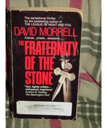 Fraternity of the Stone by David Morrell 2003 Paperback - $2.30
