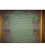 Express Casual Dress Short Sleeve Shirt Color: Green Mens Size: XL - $9.99