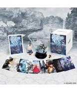 Final Fantasy XIV Endwalker Collector's Edition BOX + Paladin Figure [NO... - $664.90