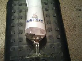 HABERECKL German Stemware 0.3 Litre Rare Find - $14.36
