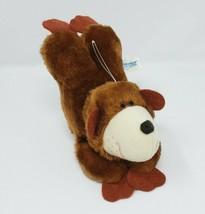 Vintage 1982 knickerbocker perch-ers judy blue teddy bear stuffed animal - $27.70