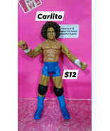 WWE Carlito wrestling action figure!  - $12.00