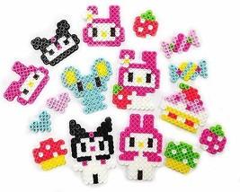 [Sanrio My Melody] Let's Make My Melody Perler Beads Kit Beados Japan - $18.62