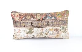 12x24 Tribal decorative pillow turkish throw pillow lumbar hand woven pi... - €15,26 EUR