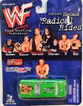 "WWF ""Triple H"" Radical Rides 1/64 Scale Die Cast Car [Brand New] - $37.90"