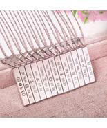 KPOP EXO Steel Necklace THE WAR Pendent SEHUN Chain SUHO Baekhyun Xiumin - $1.99