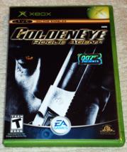 Goldeneye Rogue Agent (Microsoft Xbox, 2004)  - $6.49