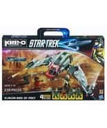 KRE-O Star Trek Klingon Bird-of-Prey - $49.95