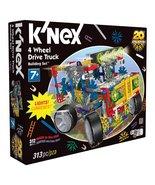 K'NEX Classics 4 Wheel Drive Truck - $47.95