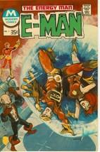 E-MAN #9 (Modern Comics Reprint, 1978) - $2.50
