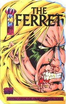 FERRET #1 (Malibu Comics, 1993) NM! - $1.00