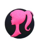 Original Shoe Charms Pink Roller Skates Girl Boxing Gloves Lips High hee... - $12.56
