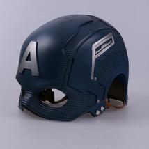 Captain America Helmet Avengers Age of Ultron Steve Rogers Cosplay Helmet Mask - $61.04+
