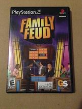 Playstation 2 Family Feud - $4.00