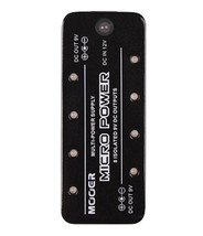 Mooer Micro Power 8 Port Guitar Effects Pedal Power Supply! - $79.80