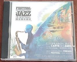 Festival International de Jazz de Montreal 28th 2007 Edition CD - $8.95
