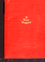 The Works of H. Rider Haggard, One Volume Edition 1928  - $5.65