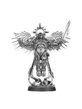 Space Marines Blood Angels Sanguinor METAL OOP ... - $25.00
