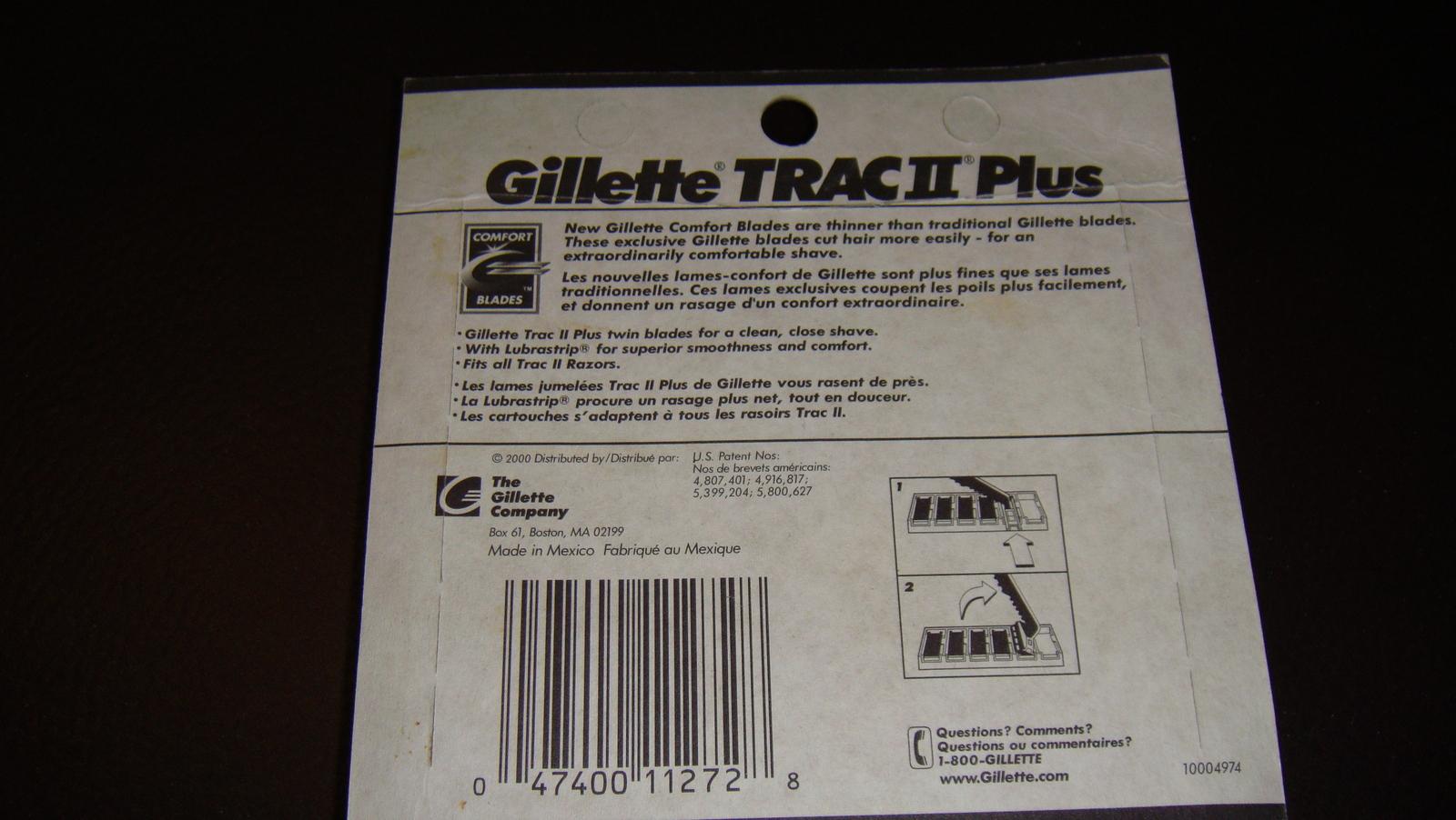 Gillette trac ii razor blades coupons