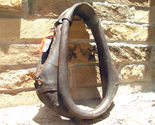 Old leather straw horse collar 1 thumb155 crop