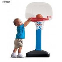 Mini Basketball Hoop Height Adjustable Indoor K... - $41.13