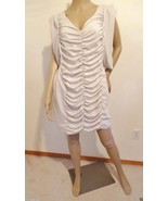 New Wayne Cooper Designer Evening Prom Cocktail  Bodycon Dress Sz 4 Ligh... - $44.50