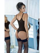 Ann Chery Latex Bodyshaper Thong With Gusset Closure - $75.00