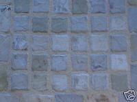 MAKE COBBLESTONE TILE PATIO PAVERS, 24 MOLDS & SUPPLIES