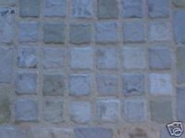 MAKE COBBLESTONE TILE and PATIO PAVERS, 24 MOLDS & SUPPLIES image 2